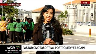 Pastor Omotoso trial postponed yet again