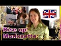 Gambar cover Vocal Coach/Opera Singer REACTION first time: Morissette, Rise Up, english