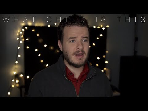 What Child Is This - Jared Halley (on iTunes and Spotify)