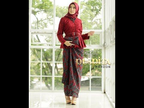 Baju Kebaya Muslim Modern Terbaru 2019