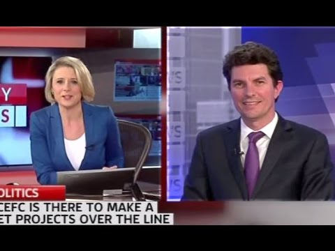 Scott and Kristina Keneally talk climate change