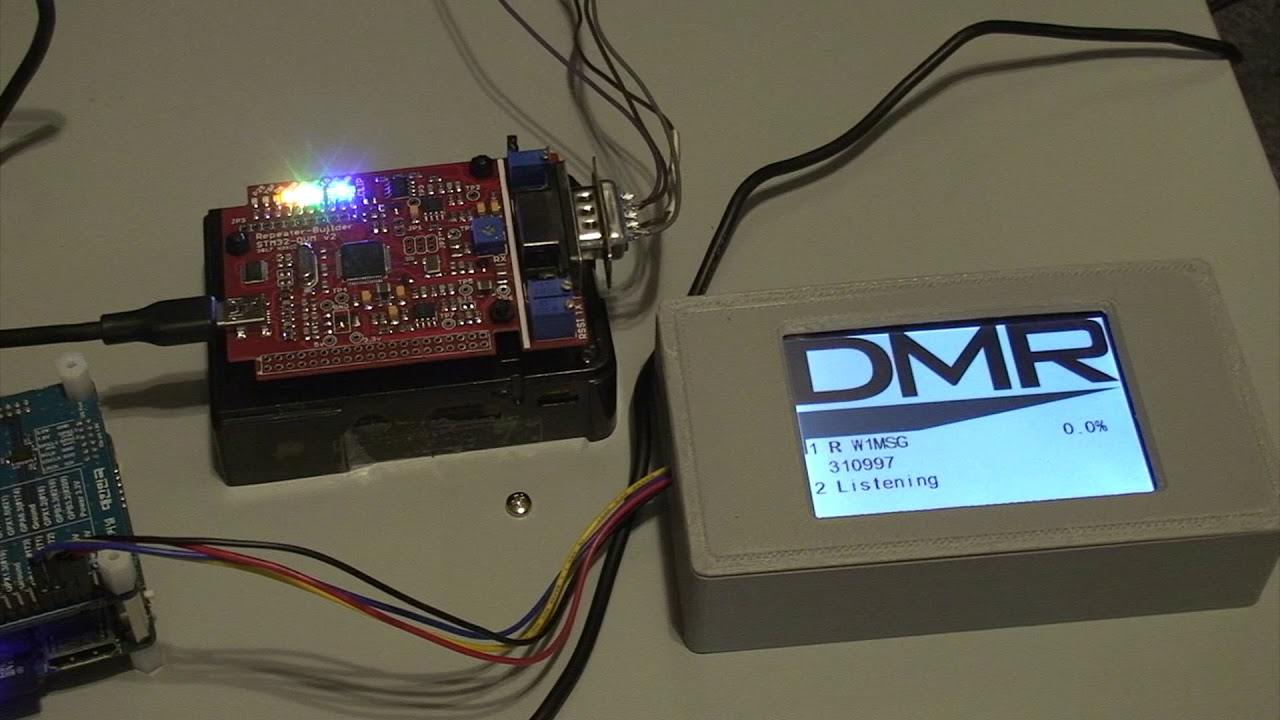 TX adjustments on MMDVM style Repeater boards