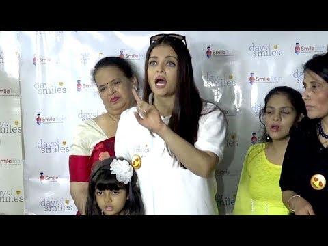 Aishwarya Rai's MOST Controversial PUBLIC Appearance