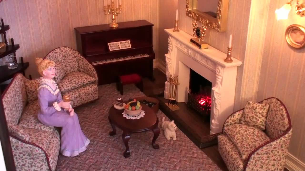 A Georgian Dolls House YouTube