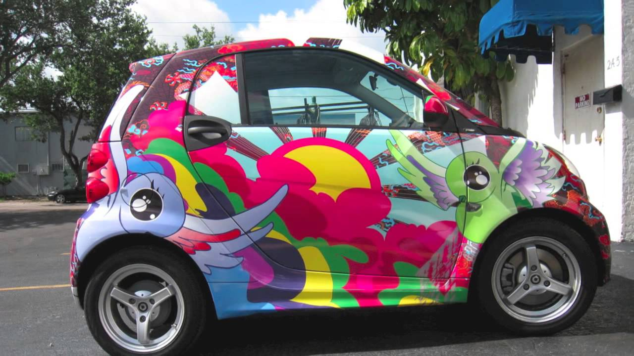 Design Your Car Wrap Online
