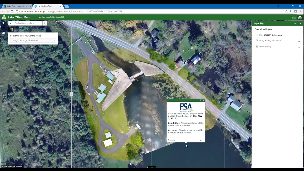 Drone2map for arcgis 2d imagery products youtube drone2map for arcgis 2d imagery products sciox Gallery