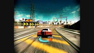 Split Second gameplay (PC)