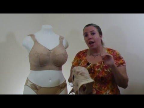 Elila 1305 Plus Size Bra Review