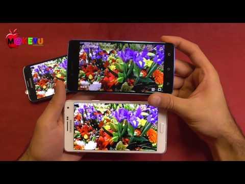 Confrontone : Galaxy S5 Neo vs Stonex One vs Galaxy A7