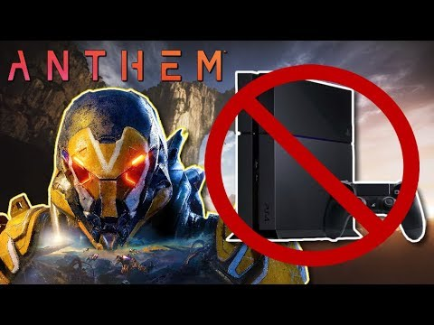 "Anthem (PS4) - ""Do NOT Buy Anthem on The Base PS4!""... You Have Been WARNED!!! - #Anthem"