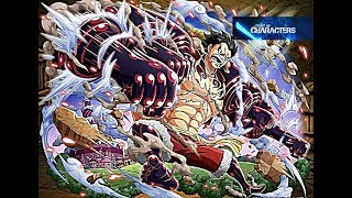 FOCS Fight Of Characters RPG Monkey D. Luffy