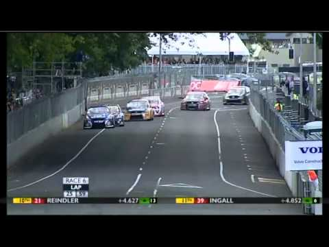 V8 2011 Event 3 - Race 6 Highlights