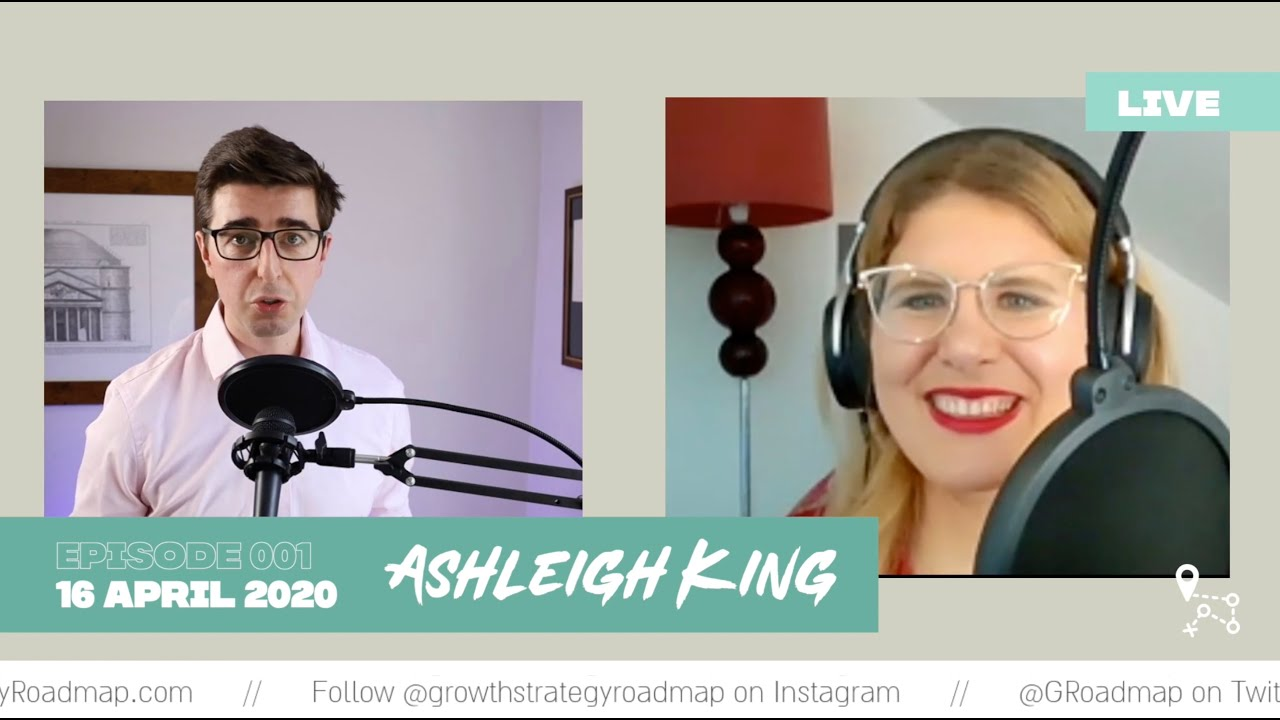TBT Episode 001, Ashleigh King 🎙️🎧