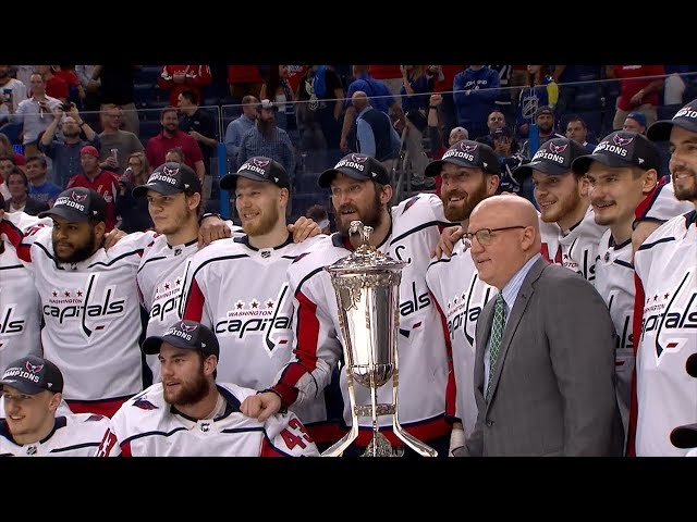 Relive the Capitals' long-awaited journey to the Stanley Cup Final