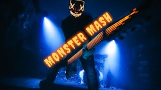 Monster Mash (metal cover by Leo Moracchioli)