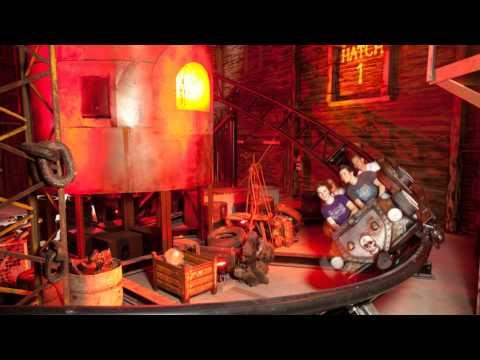 Movie Park Germany - Van Helsing's Factory Soundtrack Part 1
