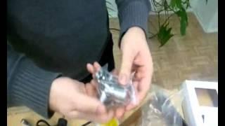 Сенсорный смеситель Frap F512 -  обзор