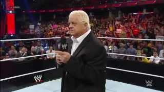 Dusty Rhodes sticks up to The Authority for his sons: Raw, September 16, 2013