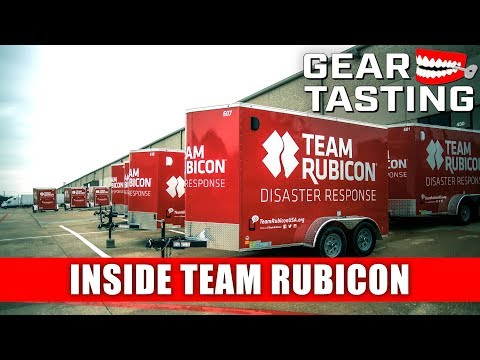 Inside Team Rubicon and a Special Gear Tasting Announcement