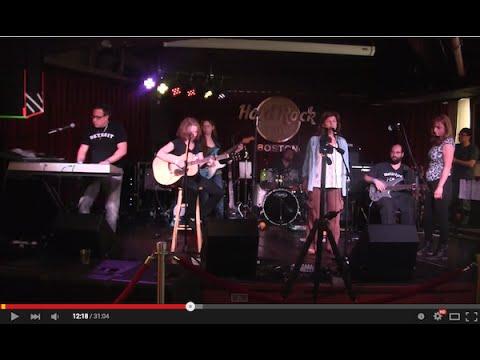 School of Rock Adult Band, Hard Rock Cafe Boston, 6/7/15