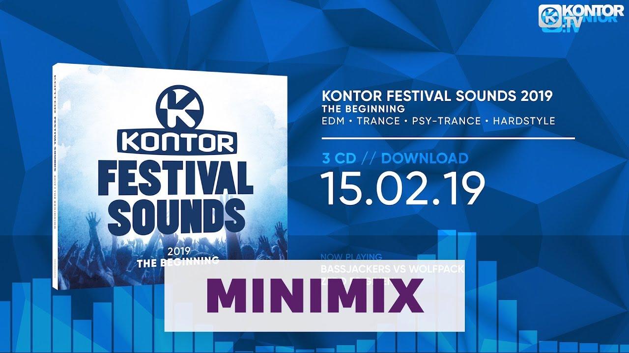 Kontor Festival Sounds 2019 - The Beginning (Official Minimix HD)
