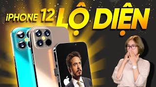iPhone 12 chính thức LỘ DIỆN? ZTE cho ra mắt smartphone camera ẩn dưới màn hình | Hinews