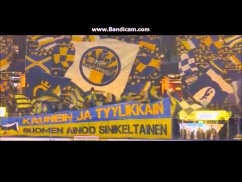 Espoo blues kaudella 2015-2016