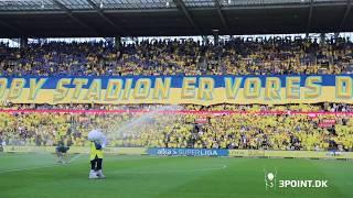 Brøndby Tifo: Brøndby Stadion er vores drømmested - gør drømmen til virkelighed