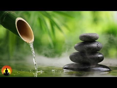 Zen Meditation Music, Reiki Music, Chakra, Relaxing Music, Music For Stress Relief, Zen ☯3434