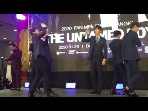 The Untamed Boys Fan Meeting In Bangkok 2020/01/14