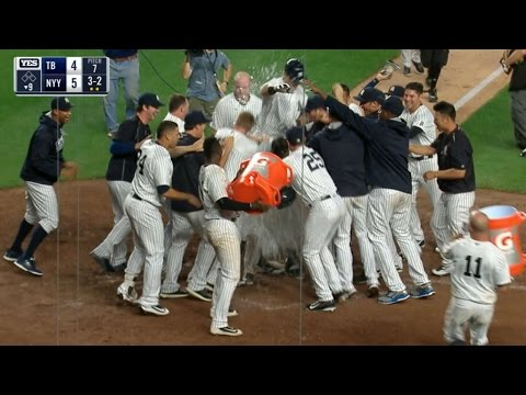 Austin delivers walk-off home run in the 9th