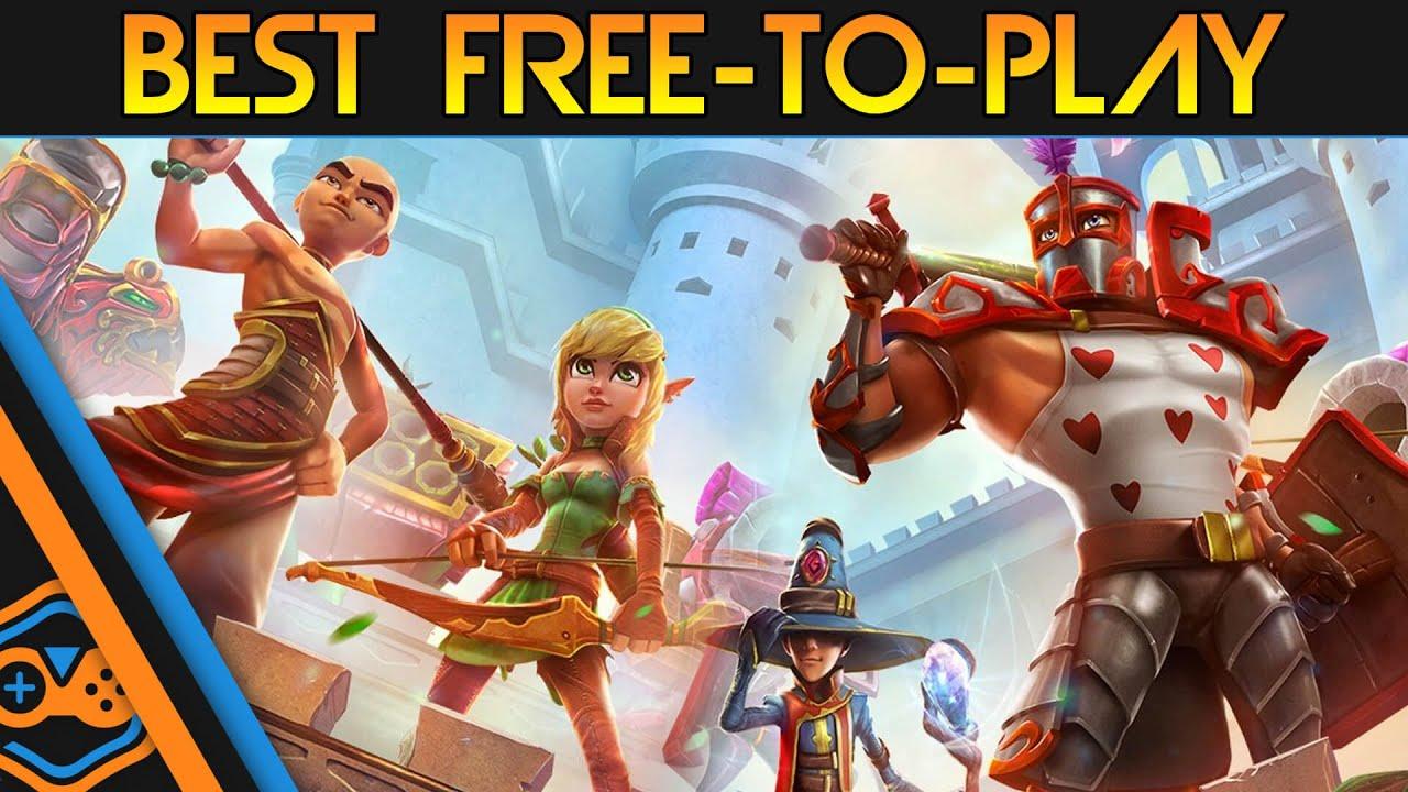 Best free games 2016