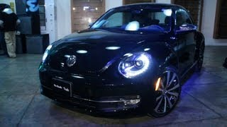 Volkswagen Beetle Fender Edition 2013 Videos
