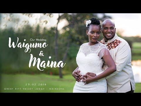 Great Rift Valley Lodge Luxury Wedding Waigumo & Maina
