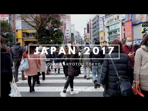 A Week In Japan (Osaka, Kyoto, Tokyo) | Sheila Nadhifa