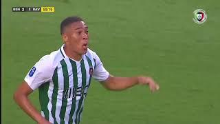 Goal | Golo Vinícius: Benfica 2-(1) Rio Ave (Allianz CUP #1)