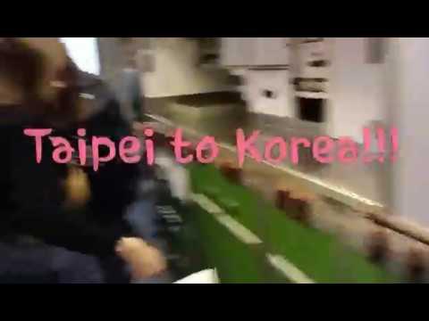 Travel to South Korea!!