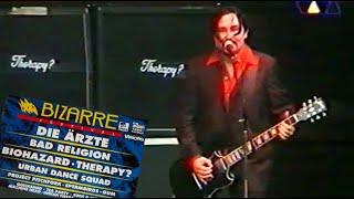 "Therapy? - Köln 20.08.1994 ""Bizarre Festival"" (TV) Live & Interview"