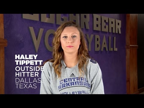 Volleyball: Meet Haley Tippett