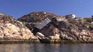 Рыбалка у маяка Выевнаволок
