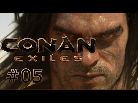 CONAN: EXILES Co-Op: Part 5: The Grind (With Radian Gaming)