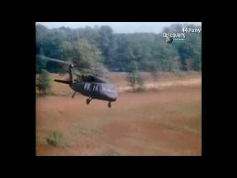 UH-60 Black Hawk Helicopter in Motion & HD Colour