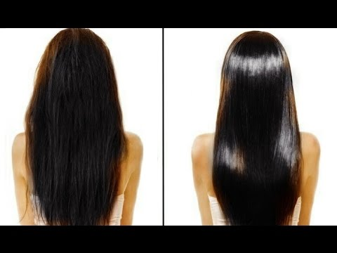 Silky Glossy Hair In 1 Day Hindi 6 For Dry Damaged Hair