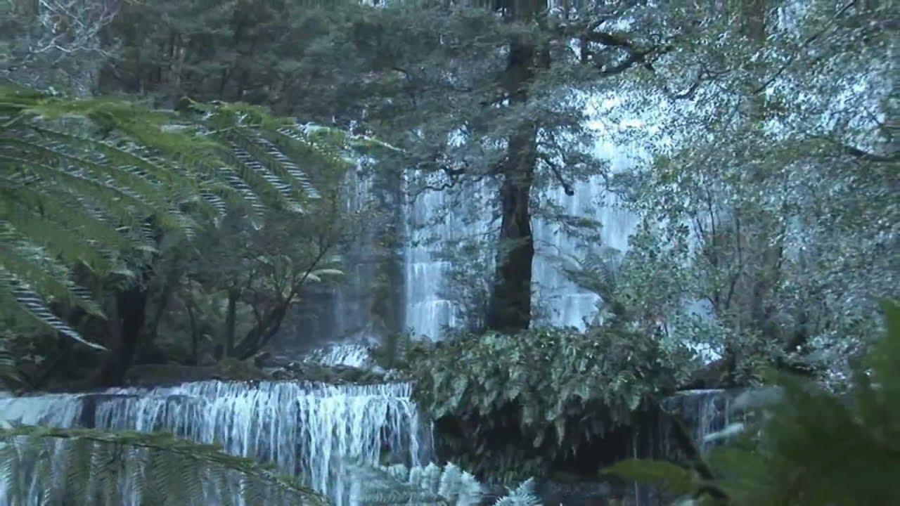 International Cities & Towns Russell Falls Mt Field National Park Tasmania