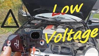 Voltage Regulator Replacement on Mercedes w203 c200