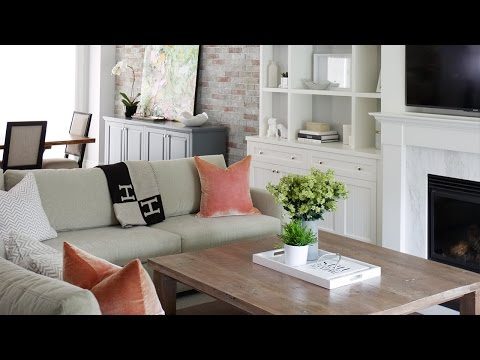 Interior Design – Tour A Sophisticated Modern Country Home