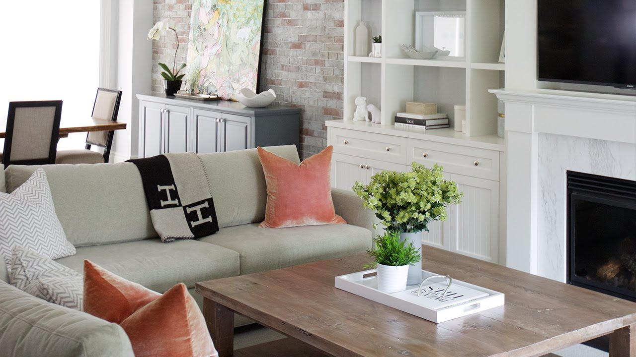 Interior Design – Tour A Sophisticated Modern Country Home ...