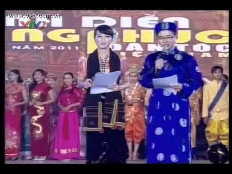Trang phục truyền thống các dân tộc Việt Nam 2011