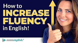3 Ways to Become MORE FLUENT in English ⚡️