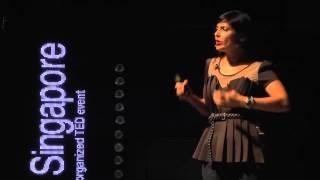 Female misogyny: Anita Kapoor at TEDxSingaporeWomen 2012
